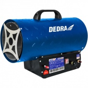 DEDRA ohřívač plynový 18-30kW, 650m3/h, DED9944