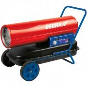 DEDRA Naftové topidlo 30 kW s regulací, displejem DED9952