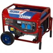 DEDRA Benzínová elektrocentrála 3200 W DEGB3600K