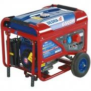 DEDRA Benzínová elektrocentrála 6000 W DEGB7503K