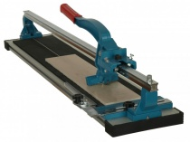 Dedra řezačka na obklady s ložisky 1200 mm 848 x 848 mm vodicí lišta X-profil 1154