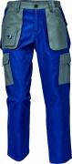 MAX EVO LADY kalhoty modrá/šedá
