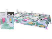 ubrus 130x180cm 100% polyester dekor