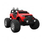 FORD RANGER MONSTER TRUCK RED - akumulátorové autíčko - vozítko