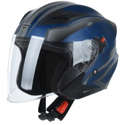 HECHT 53627 S - přilba pro skútr a motocykl