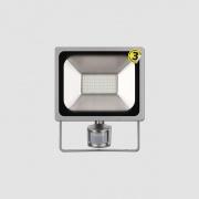 LED reflektor 30W profi PIR