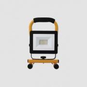 LED reflektor přenosný, 20W neutrální bílá