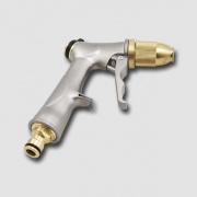 Rozstřikovač pistolový kovový - pogumovaný