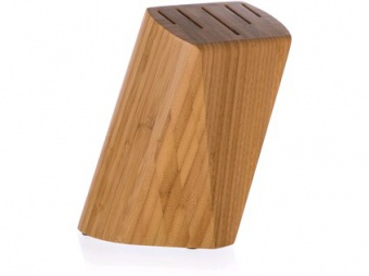 blok na  5 nožů BAMBOO 22x13,5x7cm dřev. BRILLANTE