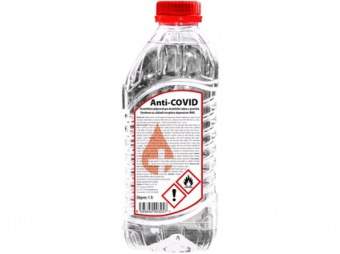 dezinfekce Anti-COVID 1l