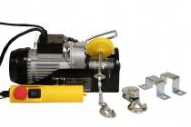 naviják lanový elektrický 800/400 kg  51.09-NLE-400