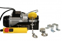 naviják lanový elektrický 500/250 kg  51.09-NLE-250