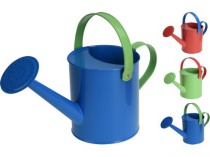 konev zalévací dětská pr.15x12,5cm kov mix barev
