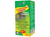 AGRO GLYFO Klasik Strong total.herbicid 100ml